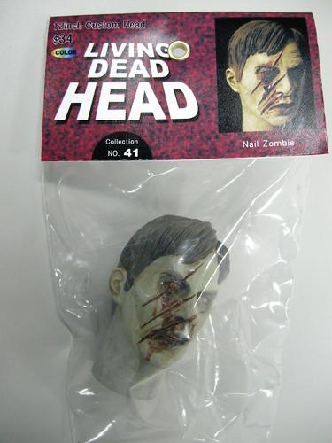 LIVING DEAD HEAD NO.41