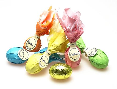 Caffarel Eggs