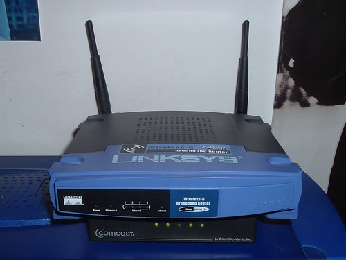 Turn your  Router into a 0 Router