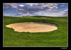 golf course (Mariusz Petelicki) Tags: poland polska golfcourse hdr canonefs1022mm 3xp polegolfowe canon400d mariuszpetelicki paczóltowice