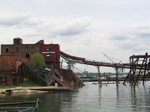 Ruins in Red Hook