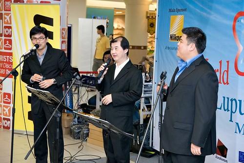 3 Singing Guys