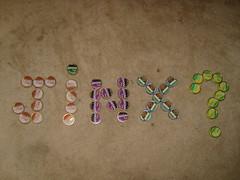 JInx, my friend... (crinklepuss) Tags: jinx myfriend