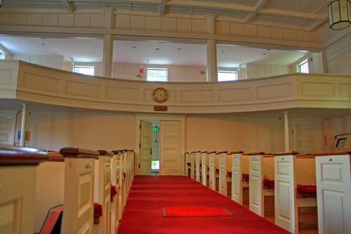 Church Interior, HDR