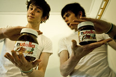 Day 321: Size Does Matter (Nick Today) Tags: portrait white self days size sp surprise nutella 365 amazement clone awe matters 365days thatknowinglookthatcansometimesbemistakenforbeingcondescending