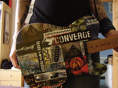 15-7-08 (the_dan) Tags: arms guitar stickers theend tattoos nile strings bandana architects fumanchu converge telecaster asilaydying poisonthewell sickofitall pigdestroyer drowningman texasisthereason theblackdahliamurder