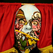 Punch and Judy Puppetshow! facepainting Mini Movie! por hawhawjames