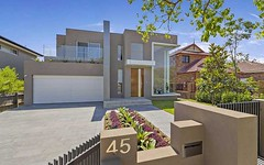 45 Bareena Street, Strathfield NSW