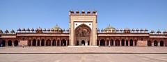 India - Uttar Pradesh - Fathepur Sikri - Jama Masjid - 13 (asienman) Tags: india uttarpradesh fathepursikri jamamasjid asienmanphotography