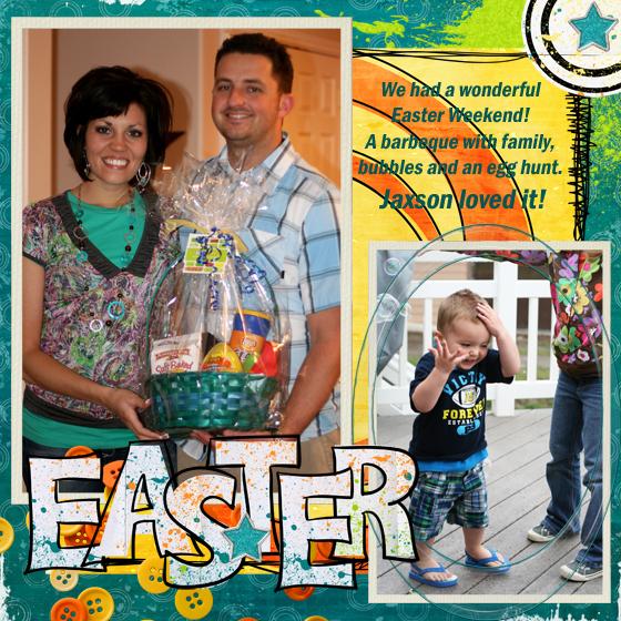 Easter Morning 2009 side 2