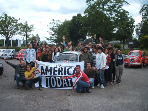 Bijeenkomst storemanagers American Today