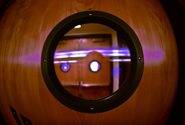 Fisheye Porthole