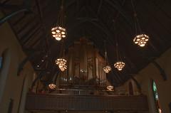 Christ Church Choir Loft HDR