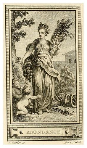 001-La abundancia-Iconologie par figures, ou, Traité complet des allégories…1791