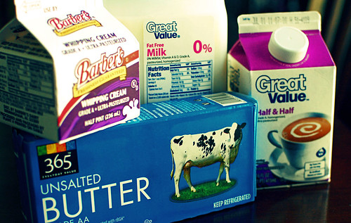 Dairy by Jamiesrabbits, on Flickr