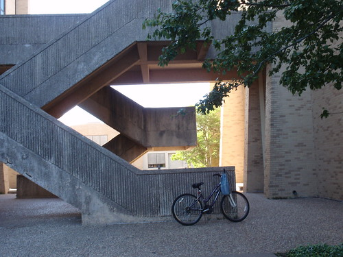 Bike with Fun Stairs