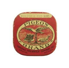 Farbbanddose Pigeon Brand recto