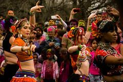 Dancers (leahbiernacki) Tags: color love dance dancers bellydance holi festivalofcolor festivaloflove holifest