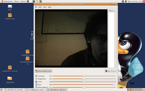 WebCam Asus A6KM su Ubuntu