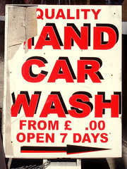 Quality And Car Wash