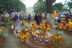 Tzintzuntzan - Day of the Dead