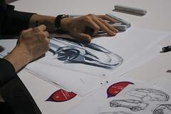 Concept Car Artist at LA Auto Show