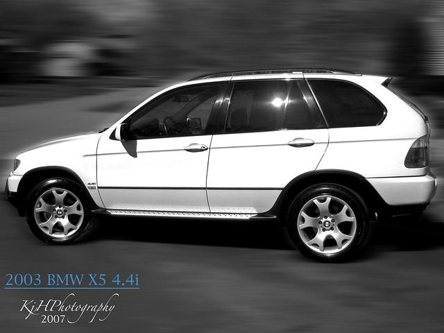 2003 bmw x5 alpinewhite 44i