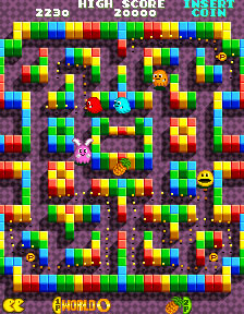Pac-Man Arrangement Screenshot