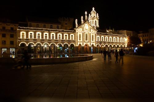 Braga, Arcada, Avenida Central