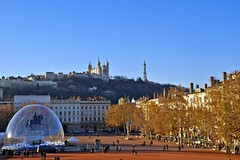 Lyon - Place Bellecours