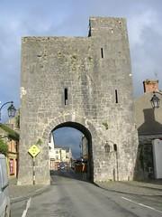 Blossom Gate Kilmallock (Cuchuaillan) Tags: ireland castle puerta porta porte tor fortifications limerick citywall stadtmauer stadttor citygate brana stadspoort brama kilmallock stadsmuur stadtbefestigung