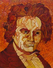 Beethoven's 9th (Paul N Grech) Tags: portrait music art angel surreal beethoven musical classical symphony oilpainting odetojoy paulgrech