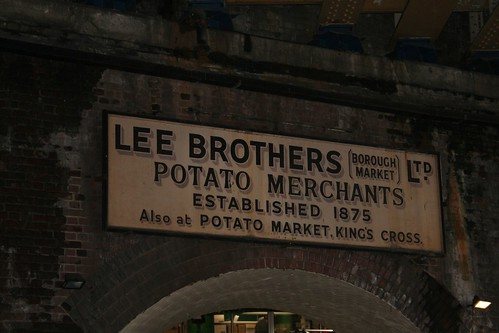 London - Borough Market 6