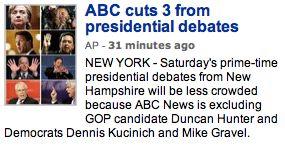 ABC Debates