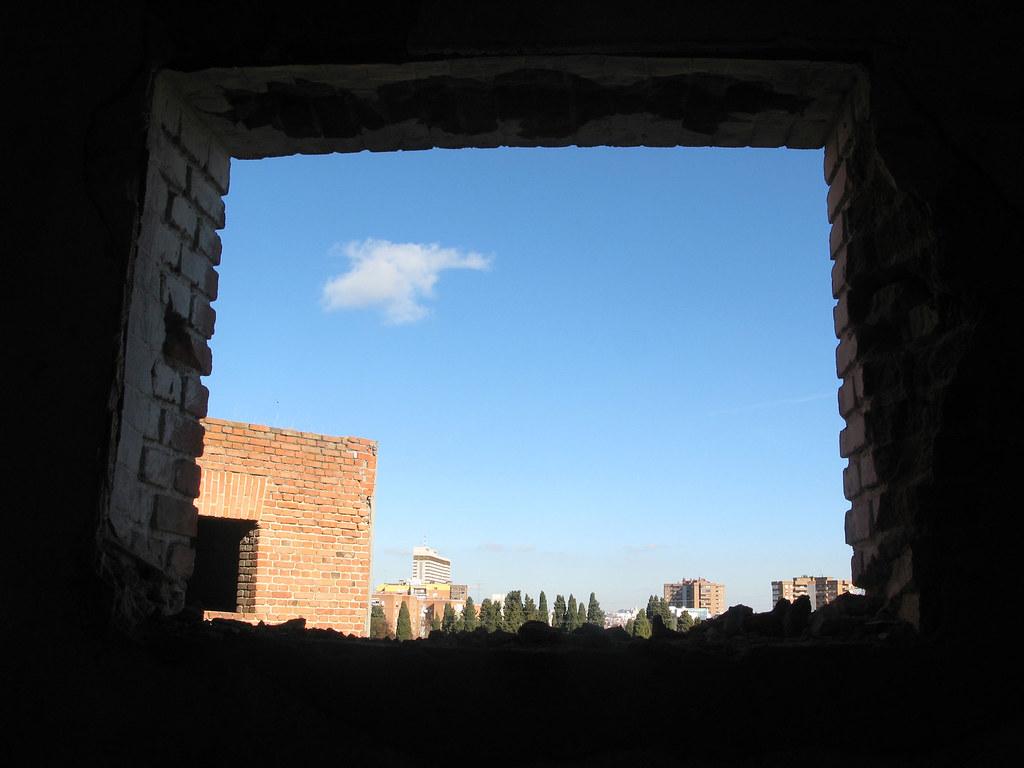 una habitacion con vistas 1