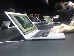 MacBook Air @ Macworld