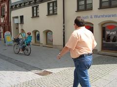 CIMG6220 (El Gran Dee) Tags: street big fat large pedestrian belly chubby gordo peaton