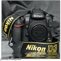 Welcome Home Nikon D3 (Jamal Alayoubi) Tags: camera new nikon full frame kuwait mm d200 nikkor 50 d3 jamal alayoubi