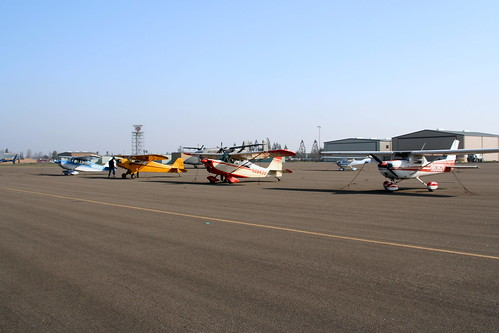 On the Ground at Merced