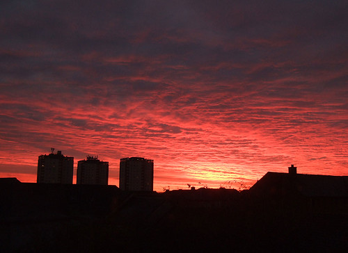 Glasgow Sunrise