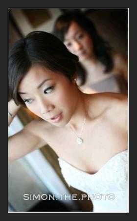 My last wedding in 2007 <br>- Cynthia and Jeffrey 9