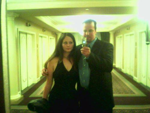 Rick & Michelle In Boston 2005