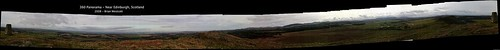 360 Panorama Near Edinburgh