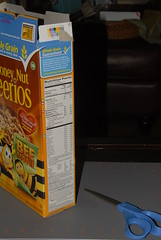 Cereal Box Materials