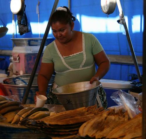 Fish market, La Libertad