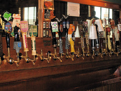 Taps upstairs @Barleys