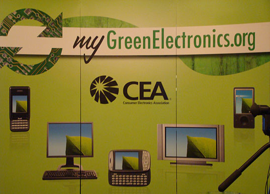 CEA Green Electronics