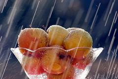 implying rain