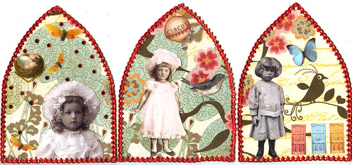 Gothic Arch Swap Paper Whimsy 08