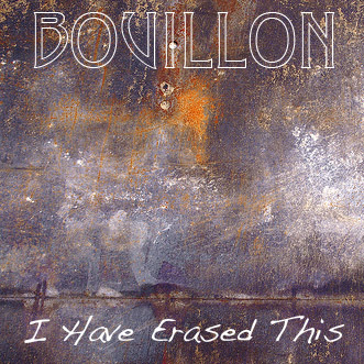 The Bouillon Album Cover Art